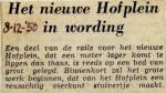 19501208 Nieuw Hofplein in wording