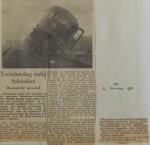 19521114-Treinbotsing-bij-Schiedam, Verzameling Hans Kaper