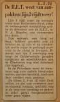 19530202-Lijn-3-rijdt-weer, Verzameling Hans Kaper