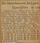 19530218-Bussen-krijgen-lijncijfers, Verzameling Hans Kaper