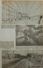 19550914-C-Stationsgebouw-bijna-voltooid, Verzameling Hans Kaper
