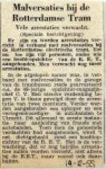 19551219 Malversaties bij de RET