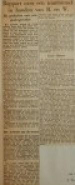 19551227-Rapport-tramtunnel-in-handen-B-en-W, Verzameling Hans Kaper