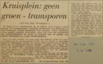 19600402-Kruisplein-geen-groen-maar-tramsporen