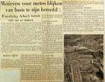 19601112 Motieven voor metro van basis beroofd