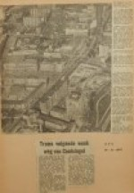 19601117-Trams-van-de-Coolsingel-HVV
