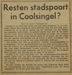19610105-Resten-stadspoort-in-Coolsingel-HVV