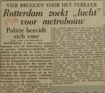 19610211-Rotterdam-zoekt-lucht-voor-metrobouw