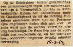 19630315 Aanrijding tram-auto Putselaan