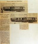 19630528 Nieuwe trams voor Rotterdam