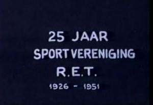 25 jaar sportvereniging RET
