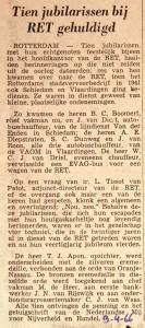 19660409 Tien jubilarissen.