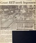 19660522 Groot RET-werk begonnen.
