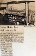 19670218 Metro rijdt op proef