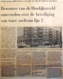 19680130 Bewoners Hordijkerveld ontevreden over beveiliging