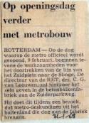 19680131 Op openingsdag verder met metrobouw