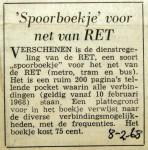 19680208 Spoorboekje voor net van RET