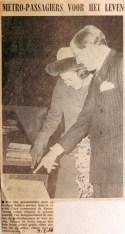 19680209 Metro-passagiers voor het leven