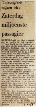 19680214 Zaterdag miljoenste passagier (RN)