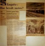 19680217 Enquete hoe bevalt de metro