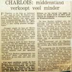 19680223 Middenstand Charlois verkoopt veel minder