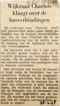 19680228 Wijkraad Charlois klaagt over bus (NRC)