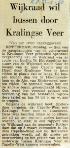 19680423 Wijkraad wil bussen door Kralingseveer (Parool)