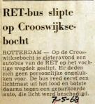 19680507 RET bus slipte Crooswijksebocht