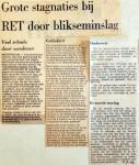 19680702 Grote stagnatie bij RET door blikseminslag