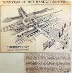 19680704 Tramviaduct met randwegrotonde