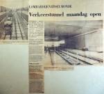 19680710 Verkeerstunnel maandag open