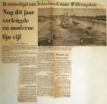 19680827 Nog dit jaar verlengde moderne lijn 5