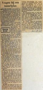 19680830 Vragen bij een tunnelplan