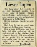 19680930 Liever lopen