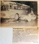 19681014 Dode bij botsing bus sportwagen