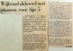 19681029 Wijkraad akkoord met plannen lijn 5