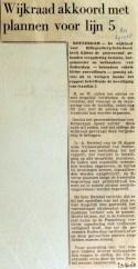 19681029 Wijkraad akkoord plannen lijn 5 (RN)