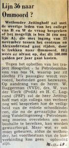 19681115 Lijn 36 naar Ommoord