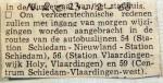 19681223 Routewijzigingen in Vlaardingen (NRC)