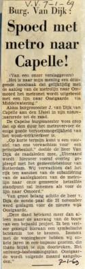 19690107 Spoed met metro naar Capelle (HVV)