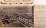 19690117 Tram op nieuwe viaduct