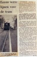 19690324 Eerste witte lijnen voor de tram