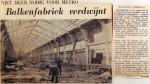 19690604 Balkenfabriek verdwijnt