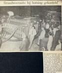 19690614 Brandweer gekanteld bij aanrijding.