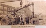 19690704 Grijperarm in bovenleiding Stadhoudersweg