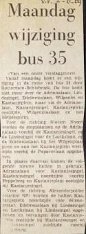 19690802 Wijziging lijn 35. (HVV)