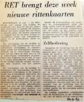 19690924 RET brengt deze week nieuwe rittenkaarten