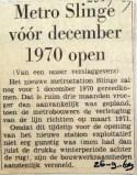 19690926 Metro Slinge voor december 1970 open