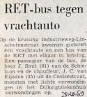 19691025 Bus tegen vrachtauto.