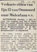 19691028 Verkorte ritten.